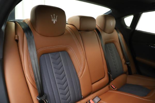 Used 2017 Maserati Quattroporte S Q4 GranLusso for sale Sold at Pagani of Greenwich in Greenwich CT 06830 26