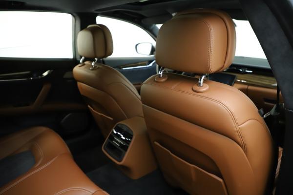 Used 2017 Maserati Quattroporte S Q4 GranLusso for sale $59,900 at Pagani of Greenwich in Greenwich CT 06830 28