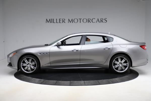 Used 2017 Maserati Quattroporte S Q4 GranLusso for sale $59,900 at Pagani of Greenwich in Greenwich CT 06830 3
