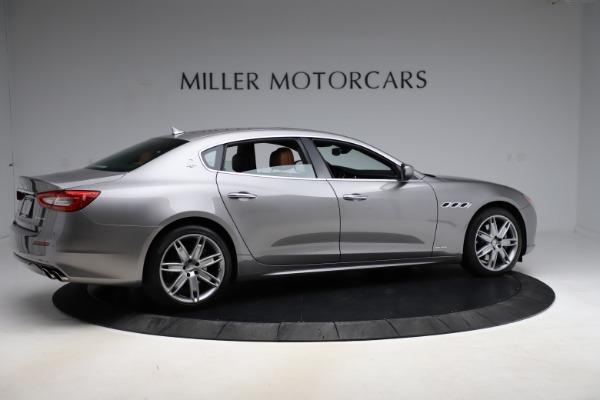 Used 2017 Maserati Quattroporte S Q4 GranLusso for sale $59,900 at Pagani of Greenwich in Greenwich CT 06830 8