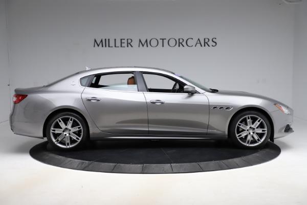 Used 2017 Maserati Quattroporte S Q4 GranLusso for sale $59,900 at Pagani of Greenwich in Greenwich CT 06830 9