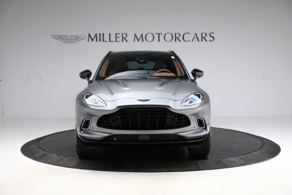 New 2021 Aston Martin DBX SUV for sale $229,486 at Pagani of Greenwich in Greenwich CT 06830 11