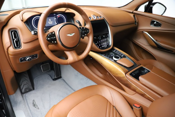 New 2021 Aston Martin DBX for sale $229,486 at Pagani of Greenwich in Greenwich CT 06830 13