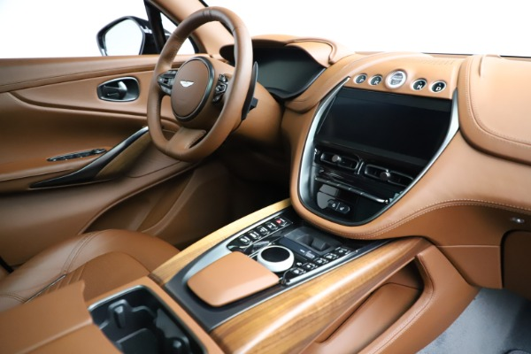 New 2021 Aston Martin DBX for sale $229,486 at Pagani of Greenwich in Greenwich CT 06830 21