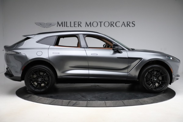 New 2021 Aston Martin DBX SUV for sale $229,486 at Pagani of Greenwich in Greenwich CT 06830 8