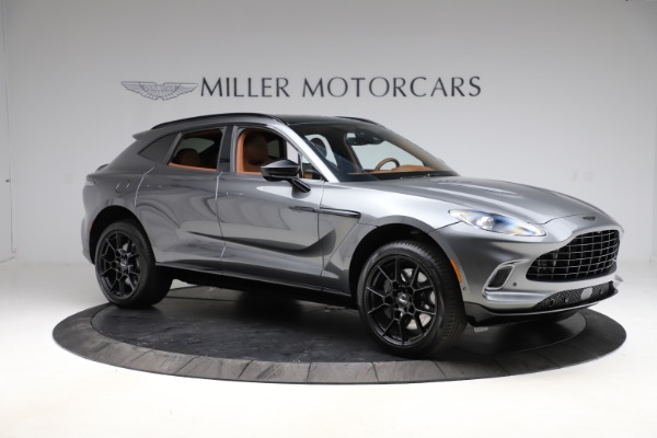 New 2021 Aston Martin DBX SUV for sale $229,486 at Pagani of Greenwich in Greenwich CT 06830 9