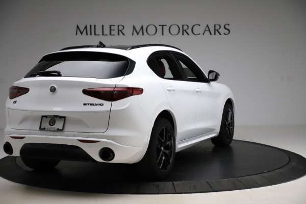 New 2020 Alfa Romeo Stelvio Ti Sport Q4 for sale Sold at Pagani of Greenwich in Greenwich CT 06830 7
