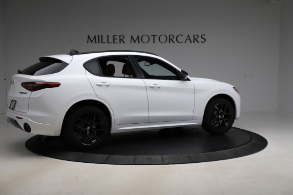 New 2020 Alfa Romeo Stelvio Ti Sport Q4 for sale Sold at Pagani of Greenwich in Greenwich CT 06830 8