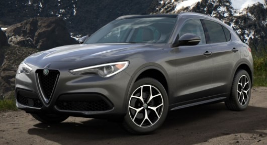 New 2020 Alfa Romeo Stelvio Ti Q4 for sale $49,695 at Pagani of Greenwich in Greenwich CT 06830 1