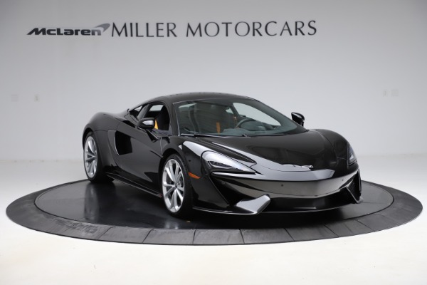 Used 2019 McLaren 570S for sale $177,900 at Pagani of Greenwich in Greenwich CT 06830 10