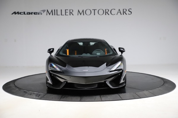 Used 2019 McLaren 570S for sale $177,900 at Pagani of Greenwich in Greenwich CT 06830 11