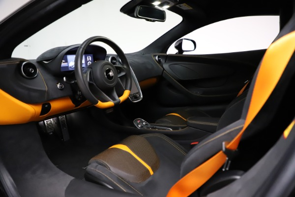 Used 2019 McLaren 570S for sale $177,900 at Pagani of Greenwich in Greenwich CT 06830 16