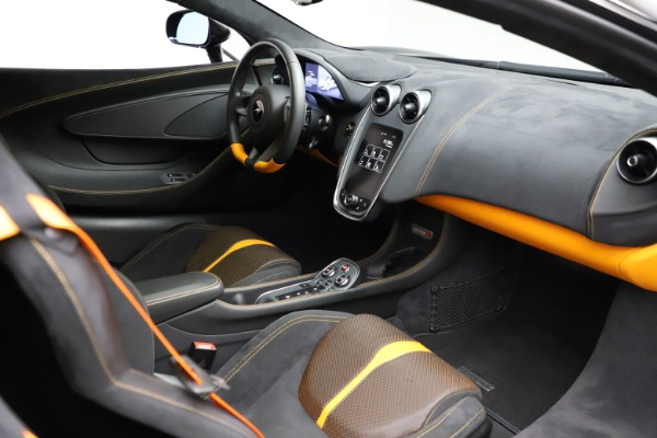 Used 2019 McLaren 570S for sale $177,900 at Pagani of Greenwich in Greenwich CT 06830 19