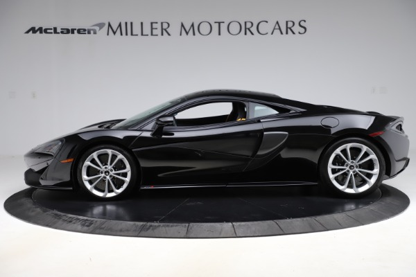 Used 2019 McLaren 570S for sale $177,900 at Pagani of Greenwich in Greenwich CT 06830 2