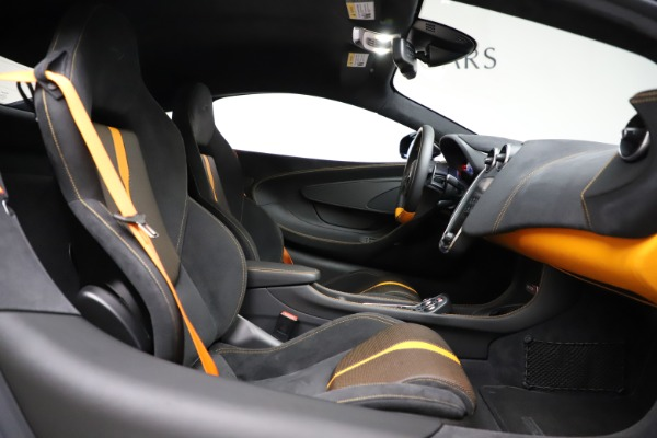 Used 2019 McLaren 570S for sale $177,900 at Pagani of Greenwich in Greenwich CT 06830 20