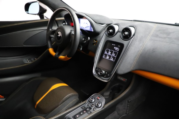 Used 2019 McLaren 570S for sale $177,900 at Pagani of Greenwich in Greenwich CT 06830 22