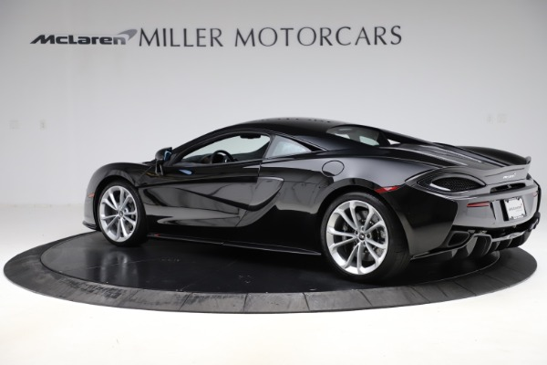 Used 2019 McLaren 570S for sale $177,900 at Pagani of Greenwich in Greenwich CT 06830 3