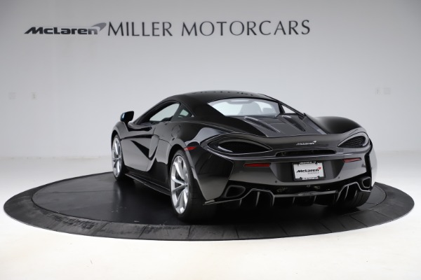 Used 2019 McLaren 570S for sale $177,900 at Pagani of Greenwich in Greenwich CT 06830 4