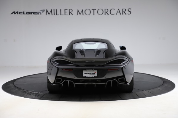 Used 2019 McLaren 570S for sale $177,900 at Pagani of Greenwich in Greenwich CT 06830 5