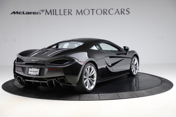 Used 2019 McLaren 570S for sale $177,900 at Pagani of Greenwich in Greenwich CT 06830 6