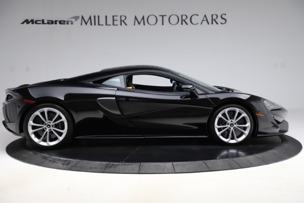 Used 2019 McLaren 570S for sale $177,900 at Pagani of Greenwich in Greenwich CT 06830 8