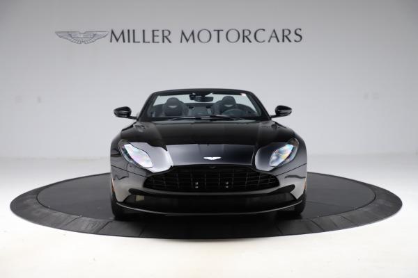 New 2021 Aston Martin DB11 Volante Convertible for sale $254,416 at Pagani of Greenwich in Greenwich CT 06830 11