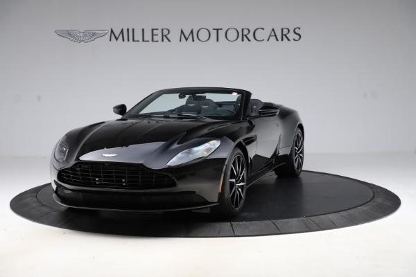 New 2021 Aston Martin DB11 Volante Convertible for sale $254,416 at Pagani of Greenwich in Greenwich CT 06830 12