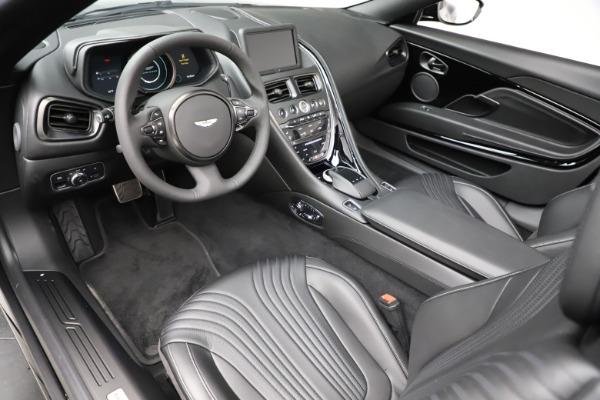 New 2021 Aston Martin DB11 Volante Convertible for sale $254,416 at Pagani of Greenwich in Greenwich CT 06830 13