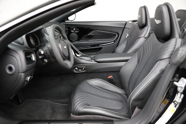 New 2021 Aston Martin DB11 Volante for sale $254,416 at Pagani of Greenwich in Greenwich CT 06830 14