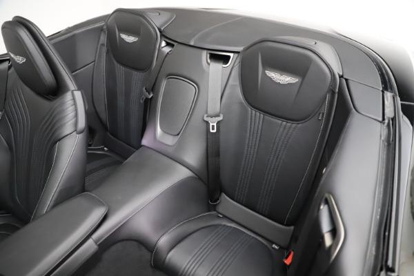 New 2021 Aston Martin DB11 Volante Convertible for sale $254,416 at Pagani of Greenwich in Greenwich CT 06830 16