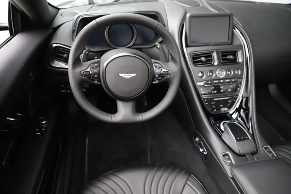 New 2021 Aston Martin DB11 Volante Convertible for sale $254,416 at Pagani of Greenwich in Greenwich CT 06830 17