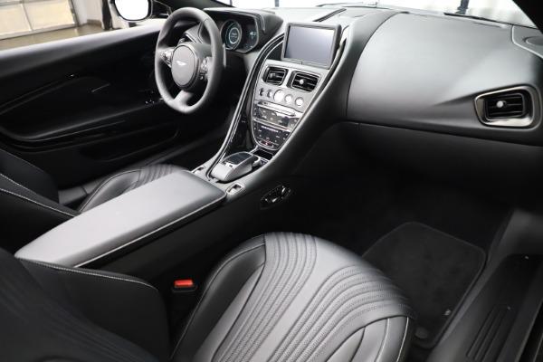 New 2021 Aston Martin DB11 Volante Convertible for sale $254,416 at Pagani of Greenwich in Greenwich CT 06830 19