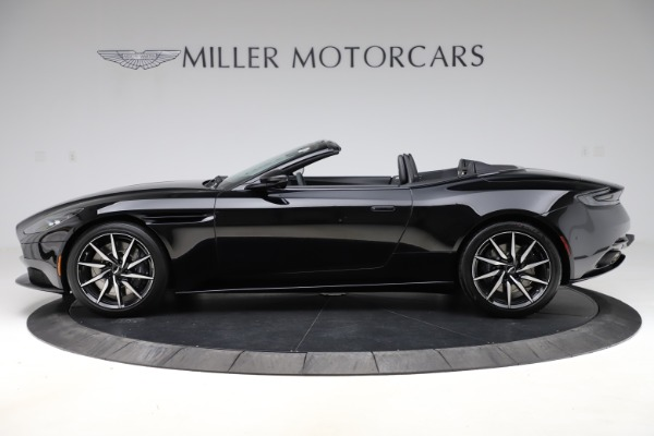 New 2021 Aston Martin DB11 Volante for sale $254,416 at Pagani of Greenwich in Greenwich CT 06830 2