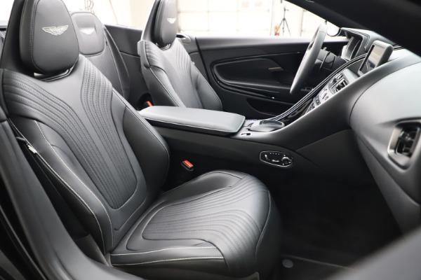 New 2021 Aston Martin DB11 Volante Convertible for sale $254,416 at Pagani of Greenwich in Greenwich CT 06830 21