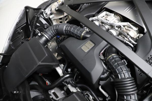 New 2021 Aston Martin DB11 Volante Convertible for sale $254,416 at Pagani of Greenwich in Greenwich CT 06830 22