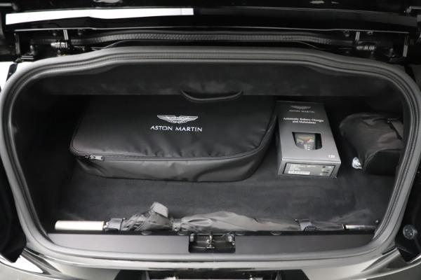 New 2021 Aston Martin DB11 Volante Convertible for sale $254,416 at Pagani of Greenwich in Greenwich CT 06830 24
