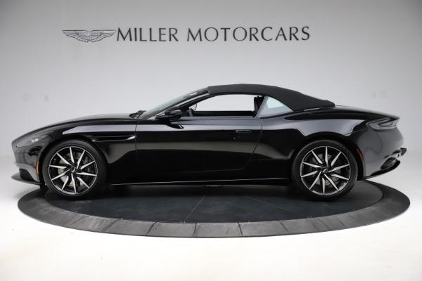 New 2021 Aston Martin DB11 Volante Convertible for sale $254,416 at Pagani of Greenwich in Greenwich CT 06830 25