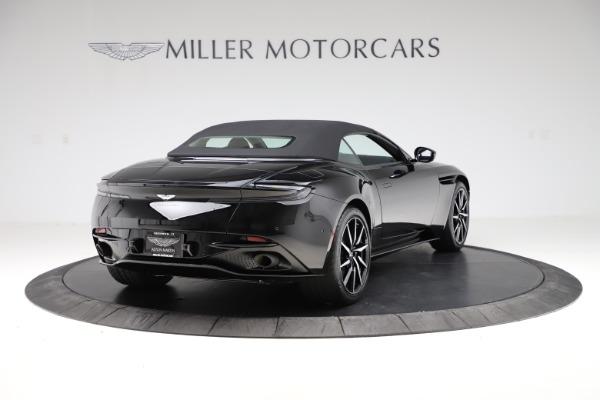 New 2021 Aston Martin DB11 Volante Convertible for sale $254,416 at Pagani of Greenwich in Greenwich CT 06830 27