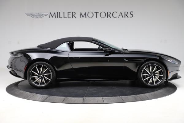 New 2021 Aston Martin DB11 Volante Convertible for sale $254,416 at Pagani of Greenwich in Greenwich CT 06830 28