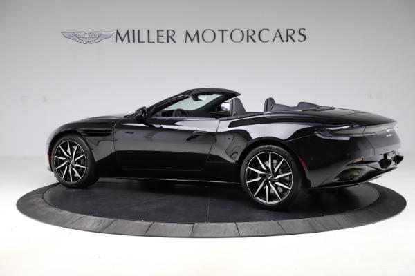New 2021 Aston Martin DB11 Volante for sale $254,416 at Pagani of Greenwich in Greenwich CT 06830 3