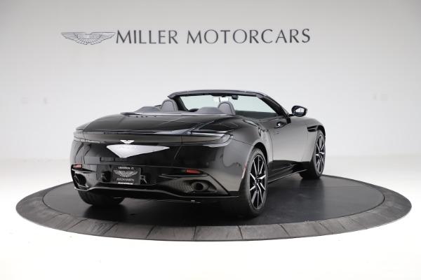 New 2021 Aston Martin DB11 Volante Convertible for sale $254,416 at Pagani of Greenwich in Greenwich CT 06830 6