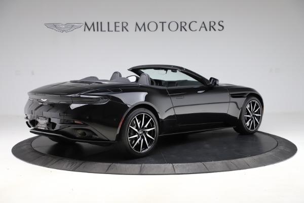 New 2021 Aston Martin DB11 Volante Convertible for sale $254,416 at Pagani of Greenwich in Greenwich CT 06830 7