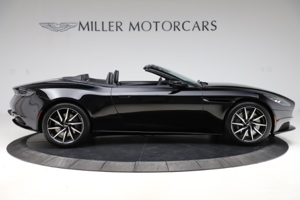 New 2021 Aston Martin DB11 Volante for sale $254,416 at Pagani of Greenwich in Greenwich CT 06830 8