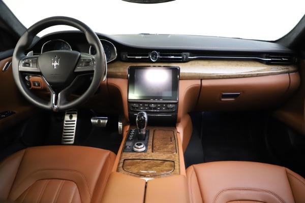 Used 2018 Maserati Quattroporte S Q4 GranLusso for sale Sold at Pagani of Greenwich in Greenwich CT 06830 16
