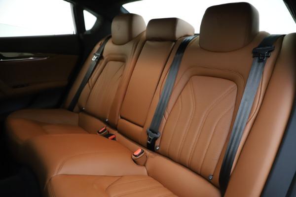 Used 2018 Maserati Quattroporte S Q4 GranLusso for sale Sold at Pagani of Greenwich in Greenwich CT 06830 18