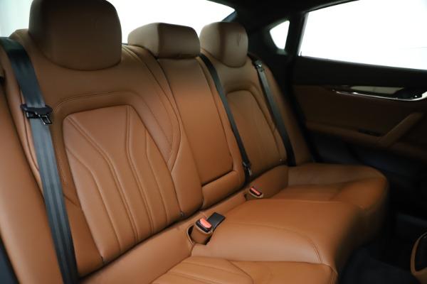 Used 2018 Maserati Quattroporte S Q4 GranLusso for sale Sold at Pagani of Greenwich in Greenwich CT 06830 27