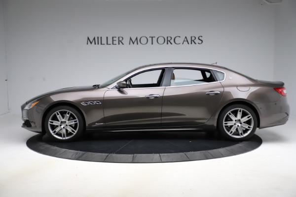 Used 2018 Maserati Quattroporte S Q4 GranLusso for sale Sold at Pagani of Greenwich in Greenwich CT 06830 3