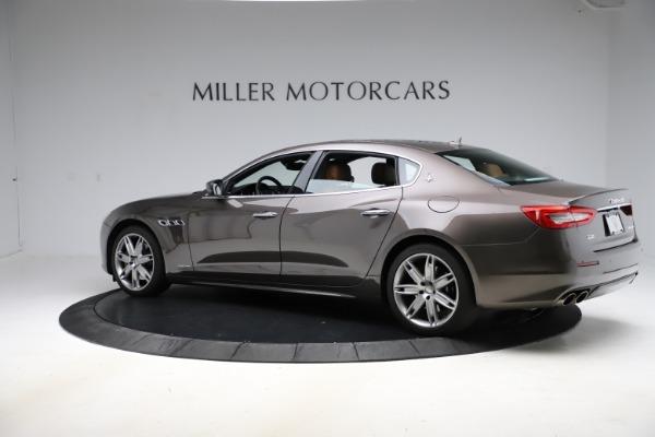 Used 2018 Maserati Quattroporte S Q4 GranLusso for sale Sold at Pagani of Greenwich in Greenwich CT 06830 4