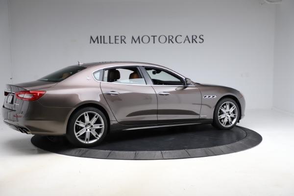 Used 2018 Maserati Quattroporte S Q4 GranLusso for sale Sold at Pagani of Greenwich in Greenwich CT 06830 8