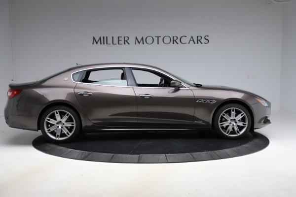 Used 2018 Maserati Quattroporte S Q4 GranLusso for sale Sold at Pagani of Greenwich in Greenwich CT 06830 9